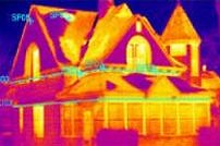 Infrared scan included with all Home Inspections